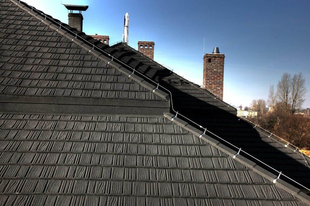 Metal Tile Roof-Quality Metal Roofing Crew of St. PetersburG